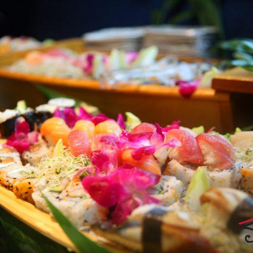 Live Station. Sushi